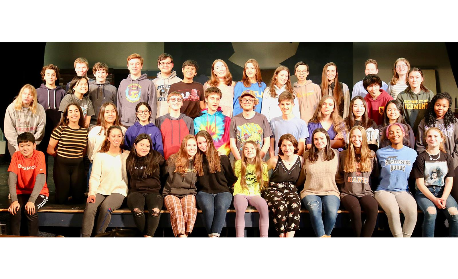 "Rye Neck High School to Stage ""The Little Mermaid"""