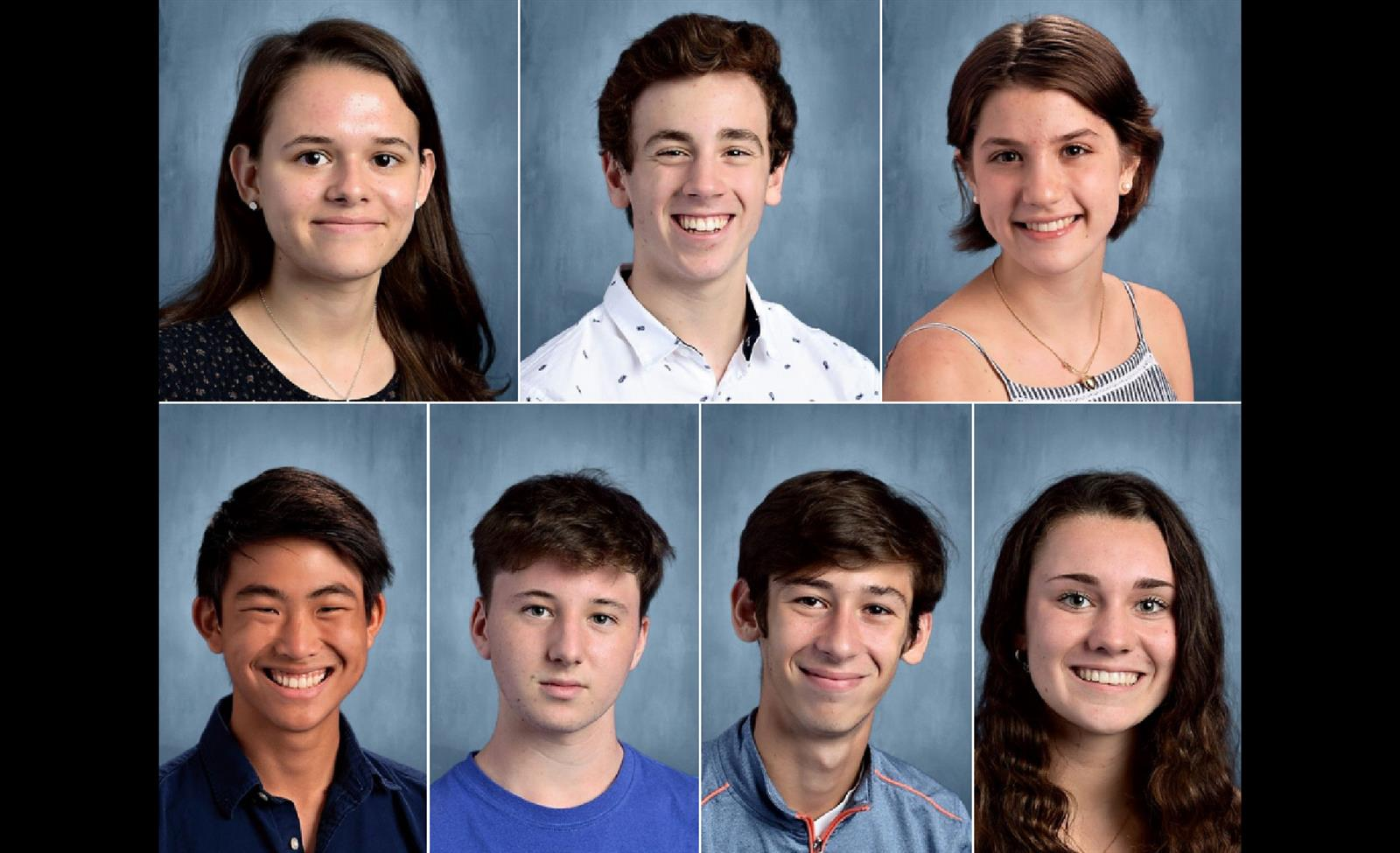 7 Seniors Honored as Commended Students