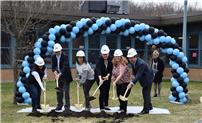 Rye Neck Celebrates Groundbreaking for STEM Wing and Middle School Gymnasium  thumbnail165805