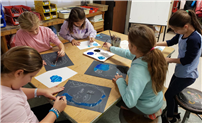 Artists Inspire K-5 Students' Portraits photo thumbnail162196