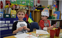Kindergartners Celebrate 100th Day of School Milestone  thumbnail164938